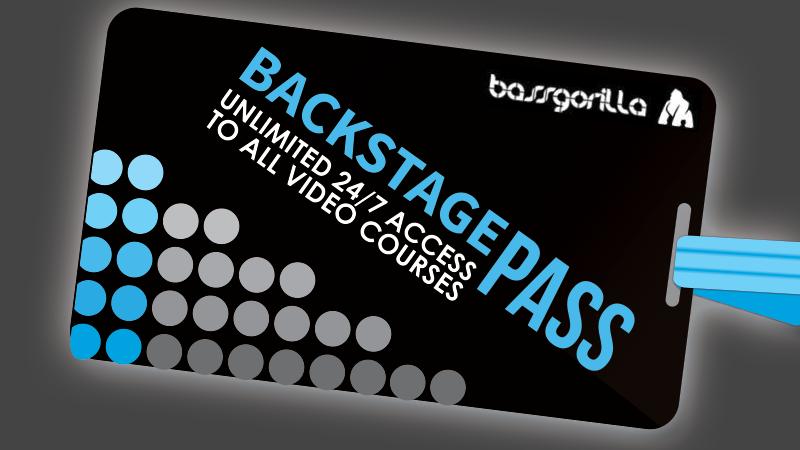 bassgorilla-backstagepass