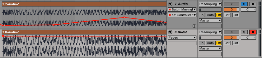 how to resample in ableton