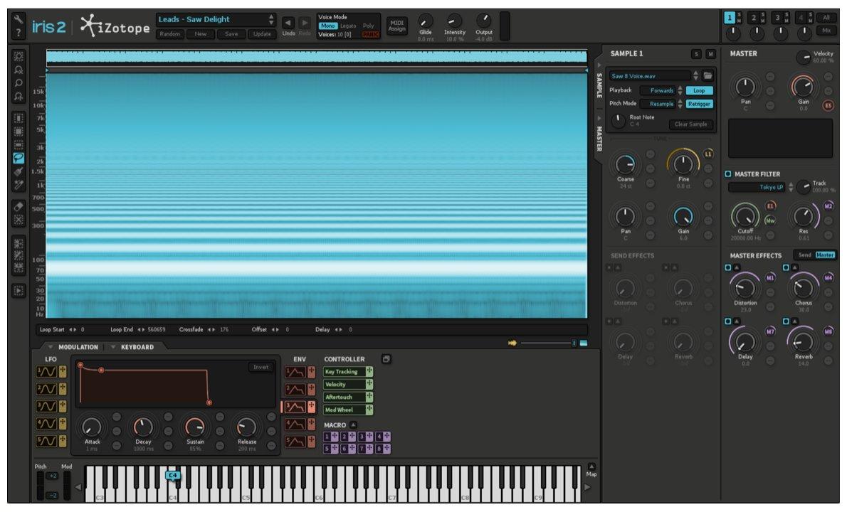 Electronic music production training