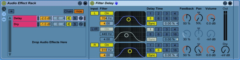 Sidechain Compression in Ableton Live