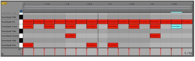 Ableton Live Midi Drum Tricks Tutorial - BassGorilla com