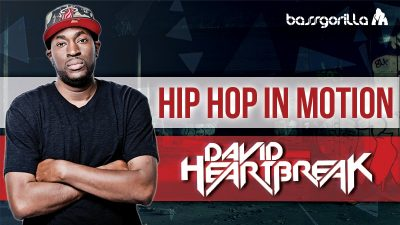 Hip Hop In Motion With David Heartbreak D4
