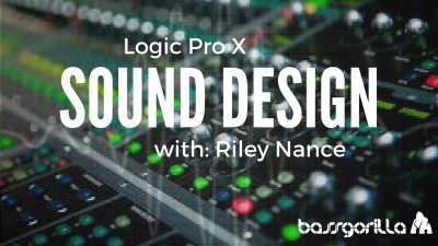 Sound Design by Riley Nance Logic Pro X d