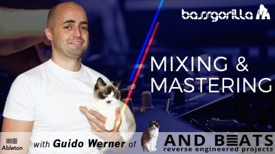 Mixing n Mastering Guido Werner Cat And Beat min