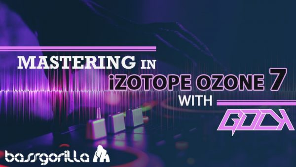 Mastering in iZotope Ozone 7 with GDLK min