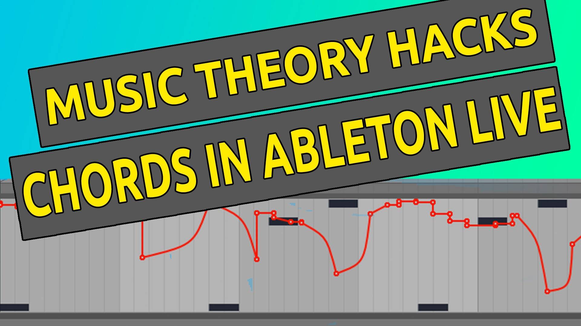 Music Theory Hacks - 5 Tips To Make Chord Progressions with