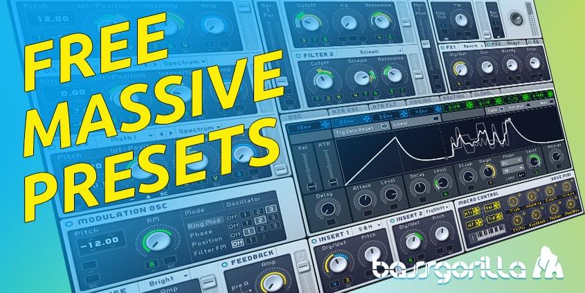 Free edm & dusbtep synths for kontakt, massive presets, free hip.