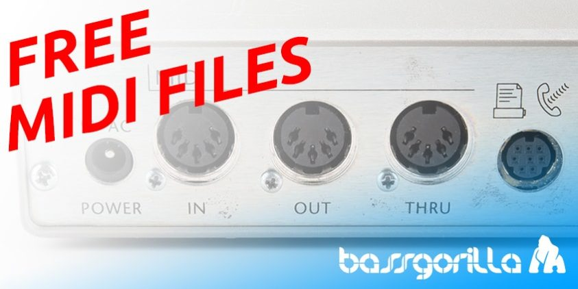Free MiDi Files - Huge List! 83 FREE DOWNLOADS!