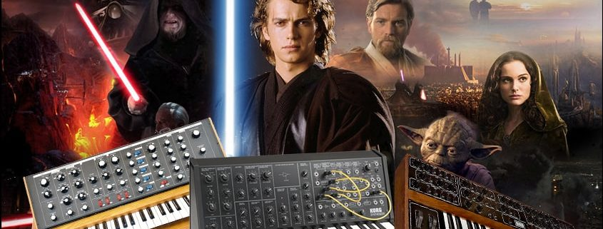 analog synths in electronic music